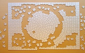 Puzzle Krypt