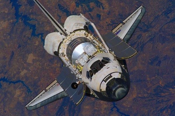 Space Shuttle orbiter - Wikipedia