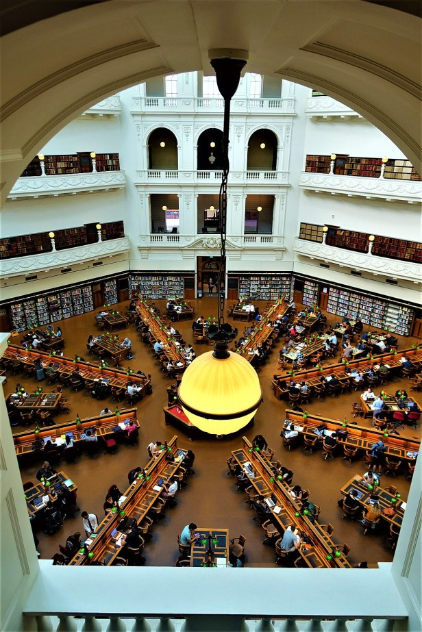State Library of Victoria - Joy of Museums