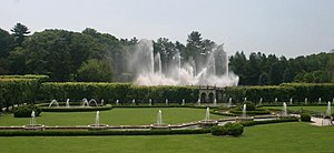 Main Fountain Garden, Longwood Gardens