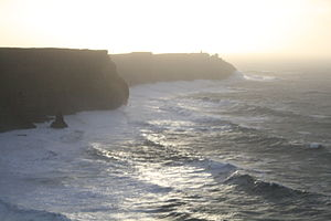 Cliff of Moher @ Sunset