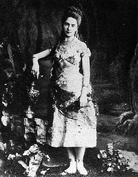 Bayadere -Nikiya -Ekaterina Vazem -1877.jpg