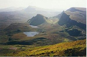 Blair A'Bhuailte, site of the Vikings' last st...