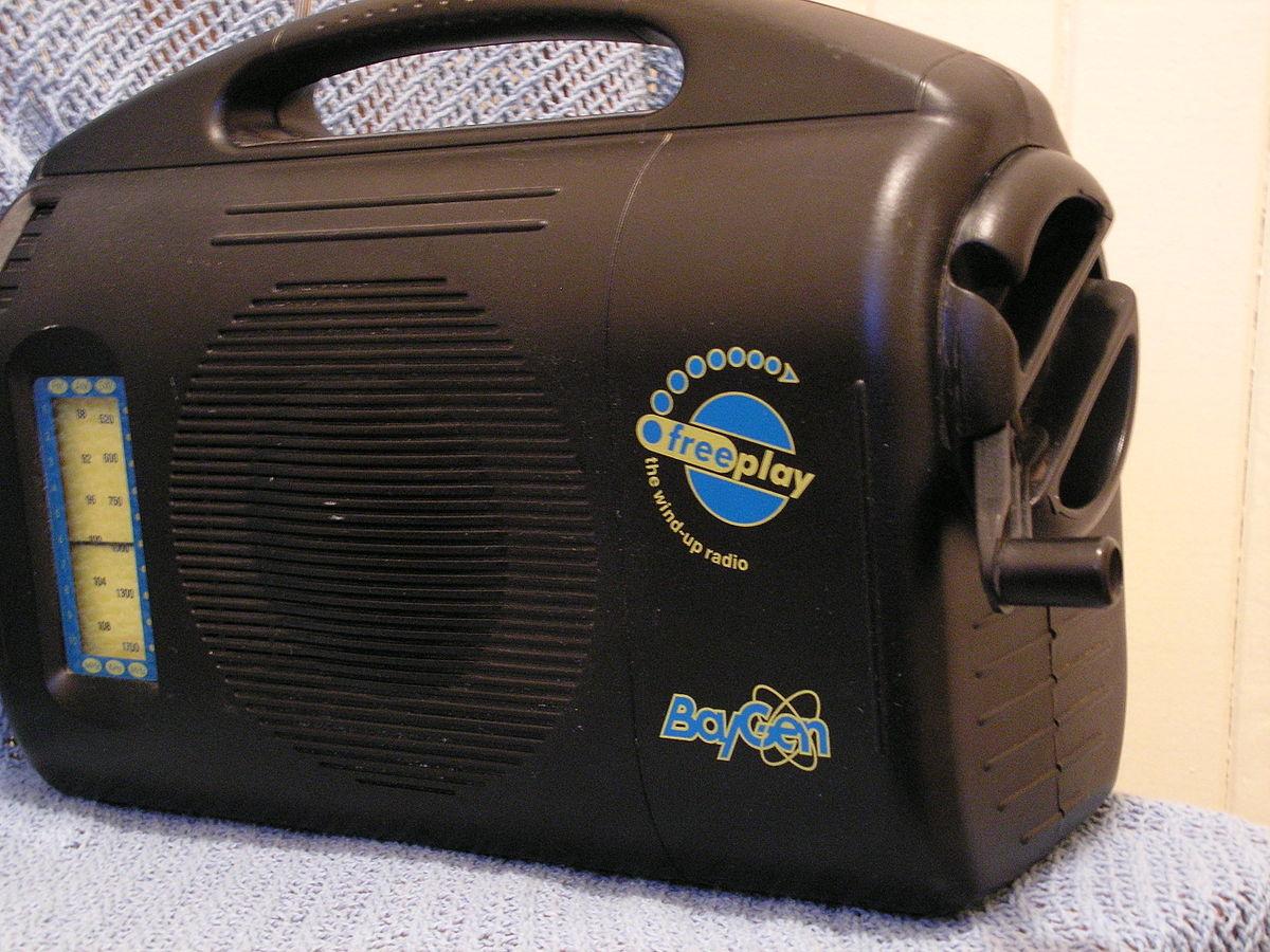 Batteryless Radio