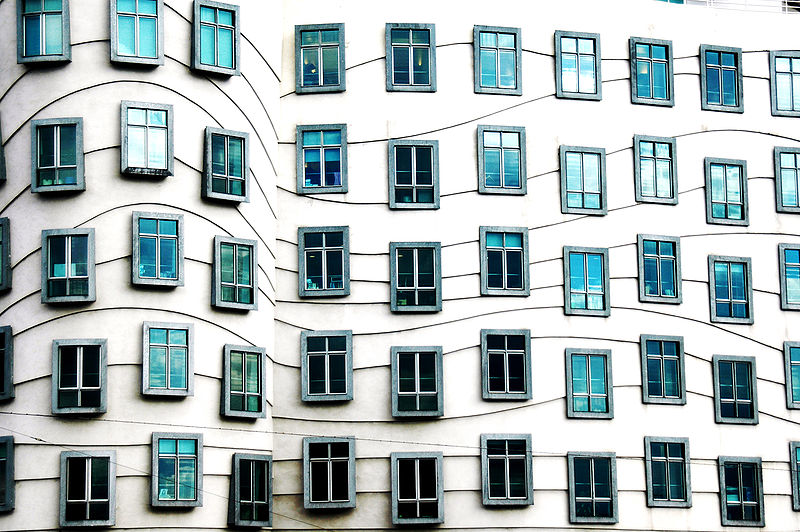 File:Dancing house windows.jpg