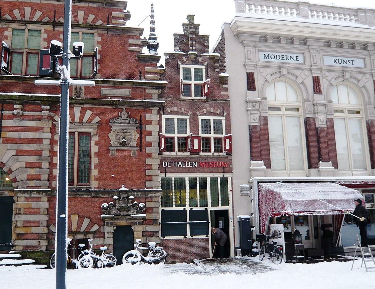 Frans Hals Museum Hal Wikipedia