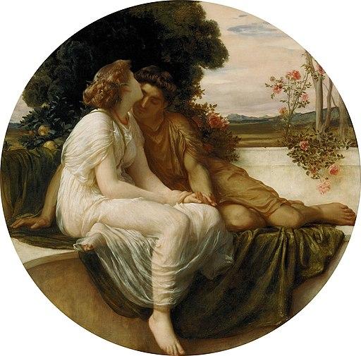 Leighton, Frederic - Acme and Septimius - c. 1868