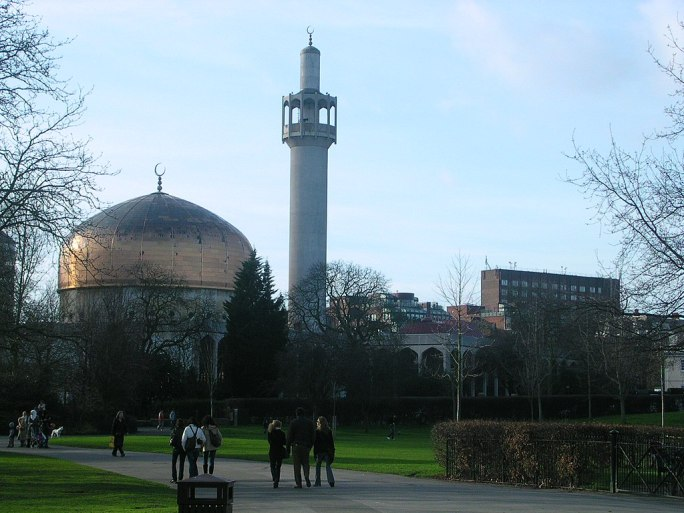 London Central Mosque2