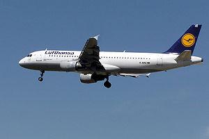 """Lufthansa Airbus A320-200 (D-AIPZ, named """"..."""