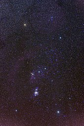 Orion (constellation) - Wikipedia