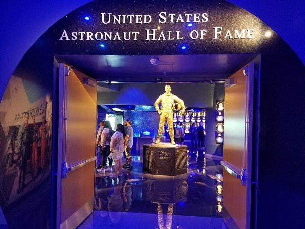 United States Astronaut Hall of Fame Gpedia Your