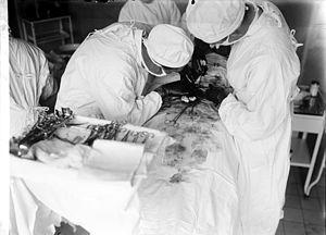 Surgery c1922 LOC npcc 23063
