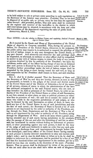 English: United States Statutes at Large, Volu...