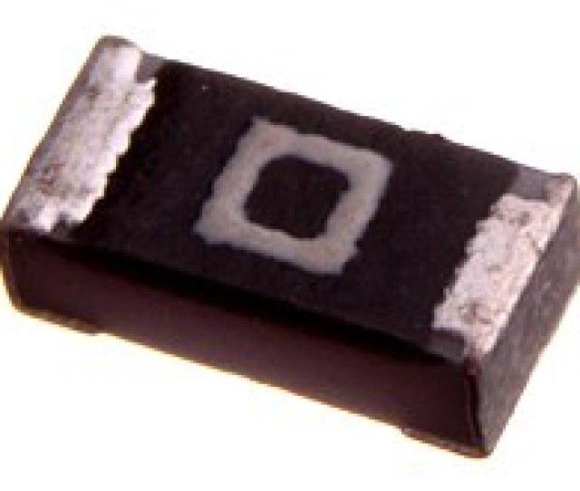 Zero Ohm Surface Mount Resistor