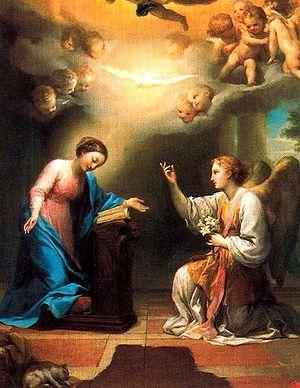 English: Annunciation