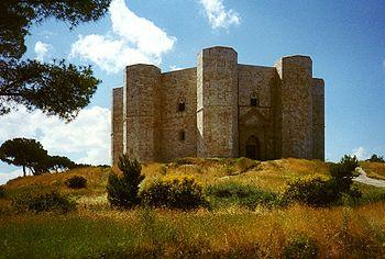 Castel del Monte, Andria.