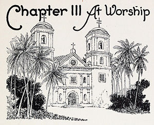 The illustration for Chapter 3 of Fil and Fili...