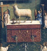 Ghent Altarpiece by Jan van Eyck