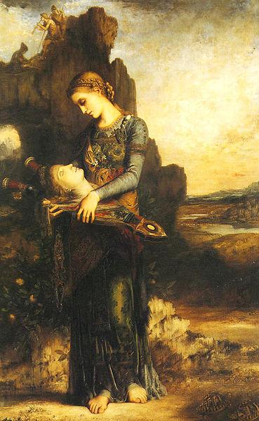 Ficheiro:Gustave Moreau Orphée 1865.jpg