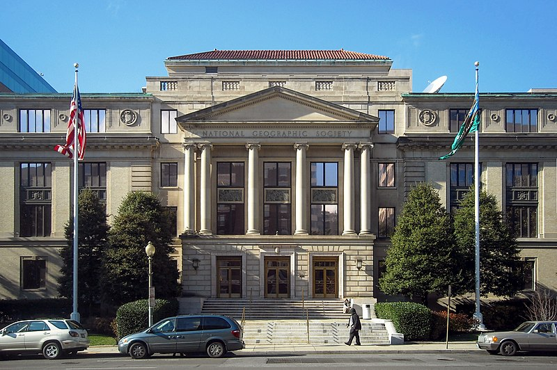 File:National Geographic Society Administration Building.JPG