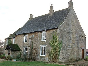 Prebendal Manor House, Nassington.