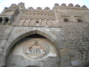 Puerta del Sol Toledo Spain Toledo is 70 km so...