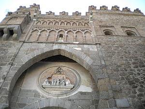 Puerta del Sol Toledo Spain Toledo is 70 km so...