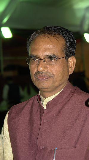 English: Shivraj Singh Chauhan, Chief Minister...
