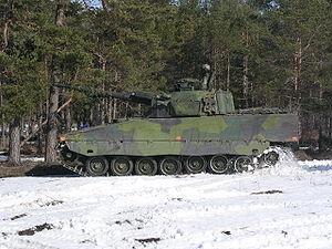 Swedish CV9040B.