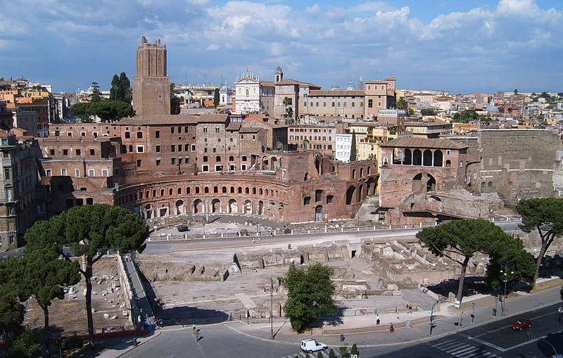 Ficheiro:Trajan Forum.jpg