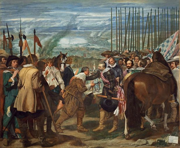 """""""The Surrender of Breda"""" by Diego Velázquez"""