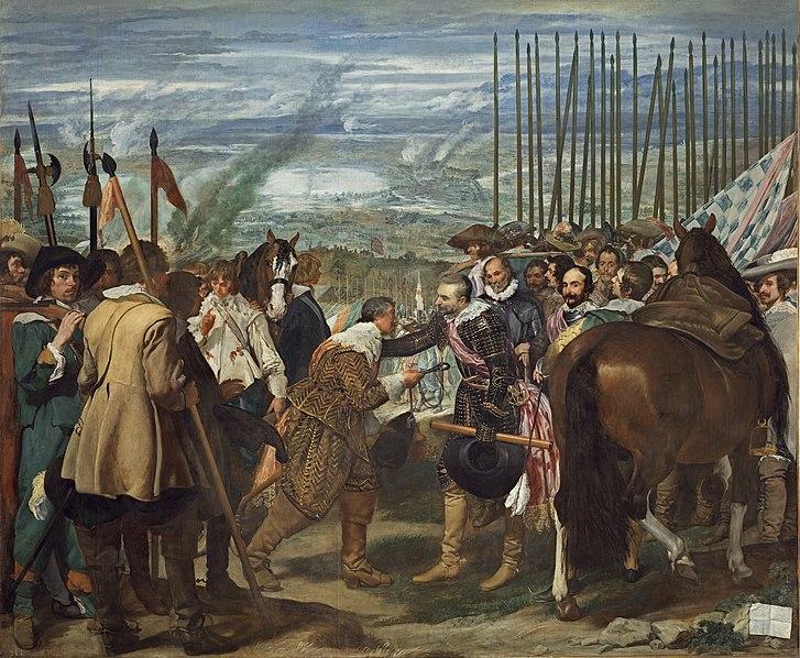 File:Velázquez - de Breda o Las Lanzas (Museo del Prado, 1634-35).jpg