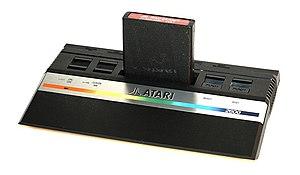 Atari 2600jr, Rev. A