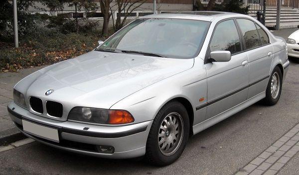 BMW E39 – Wikipedia