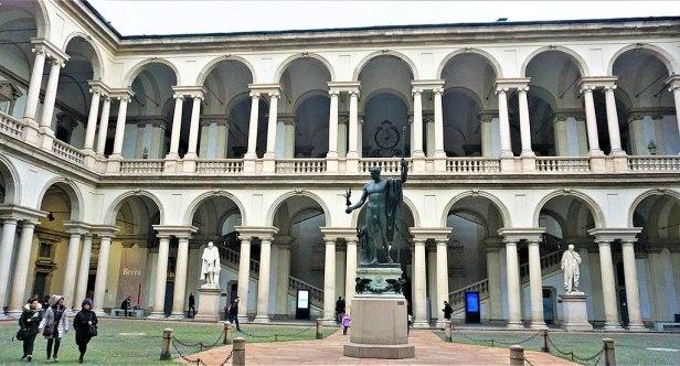 Brera Art Gallery, Pinacoteca di Brera