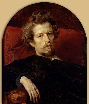 Self-portrait (1848)