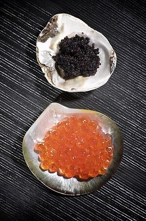 "Caviar - beluga (""Huso Huso"" sturgeo..."