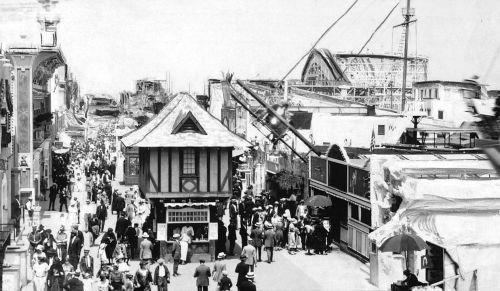 Venice of America innan 1920
