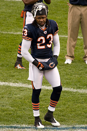 Devin Hester of the Chicago Bears