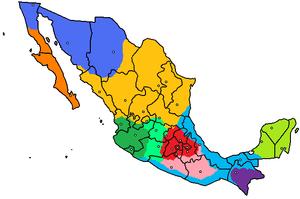 Mapa de los dialectos o acentos del español ha...