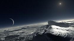 ESO-L. Calçada - Pluto (by)