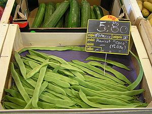 haricots verts cocoCategory:Green beans