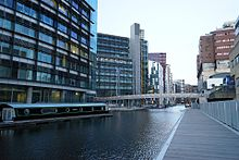 Paddington Basin Wikipedia
