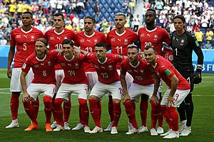 Switzerland national football team - Wikipedia