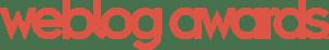 logotype of The Weblog Awards (Bloggies)