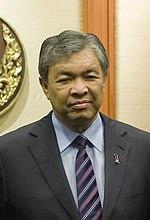 Deputy Prime Minister Of Malaysia Wikipedia