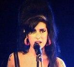 Amy Winehouse performing in Berlin in 2007