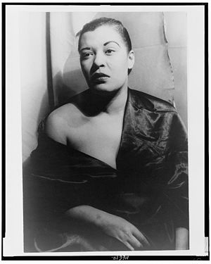 Billie Holiday, 23 March 1949