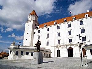 Bratislava Castle, 2010
