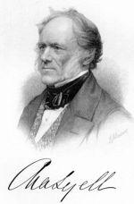 English: Portrait of Charles Lyell(1797-1875),...